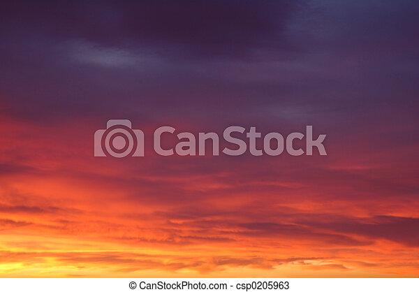 luminant, himmelsgewölbe - csp0205963