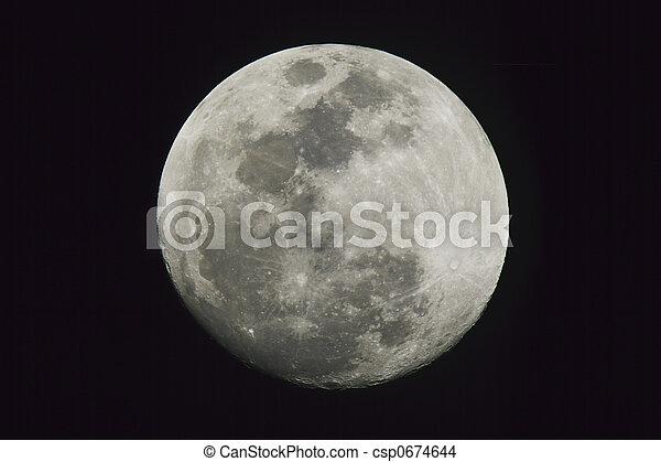 luna piena - csp0674644