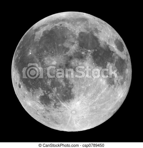 luna piena - csp0789450