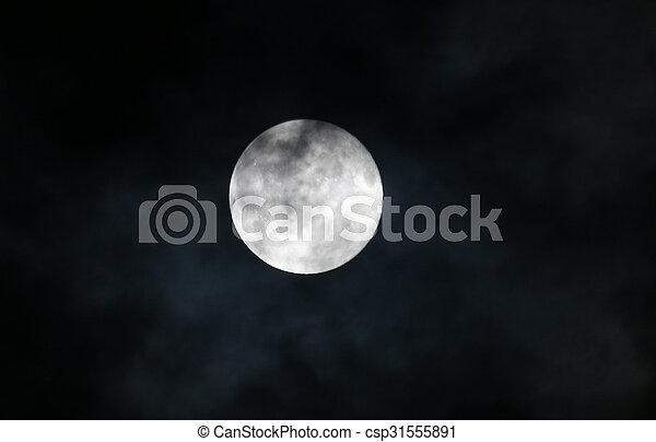 luna piena - csp31555891