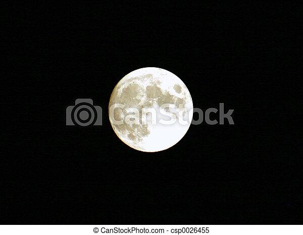 luna piena - csp0026455