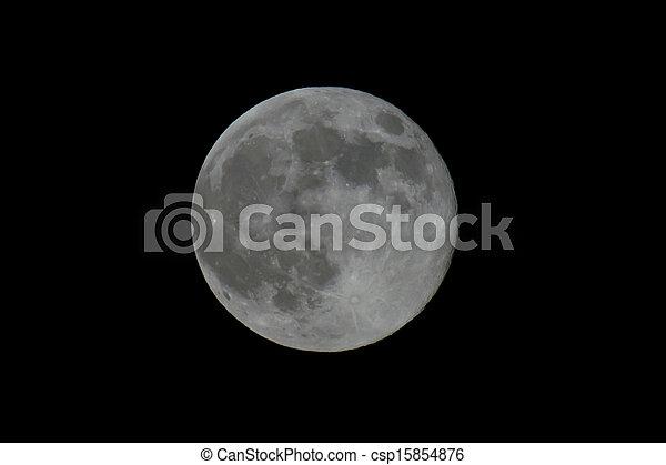 luna piena - csp15854876