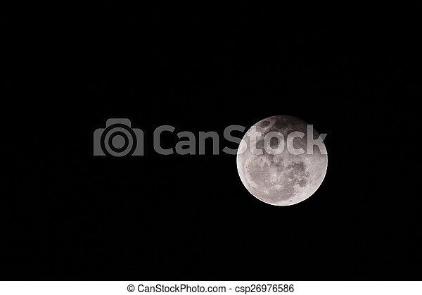 luna piena - csp26976586