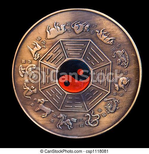 Lunar calendar - csp1118081