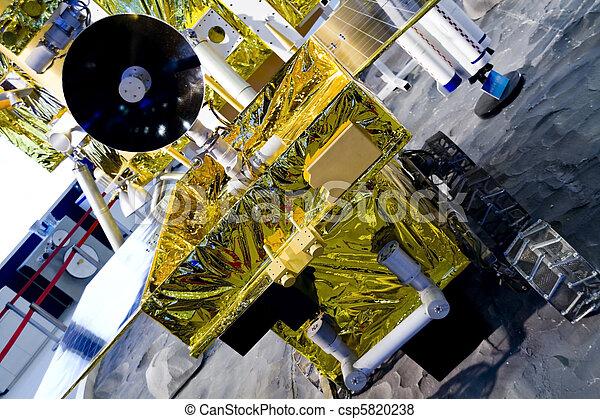 Lunar rover - csp5820238