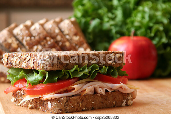 Lunch - csp25285302