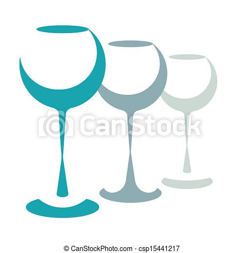 lunettes vin - csp15441217