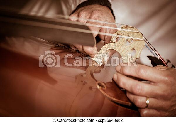 lutemaker, officina, artigiano, lavorativo - csp35943982