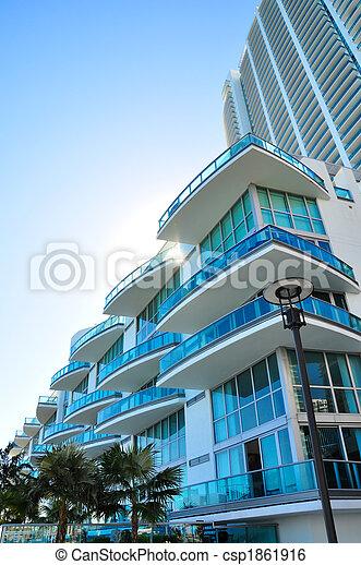 Luxurious Condominiums - csp1861916