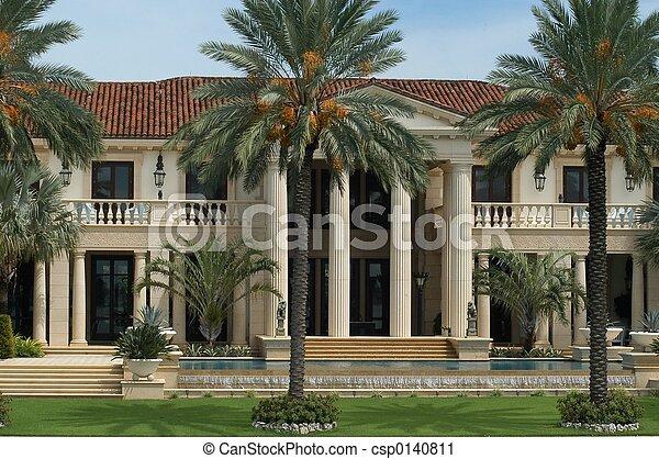 Luxurious mansion - csp0140811
