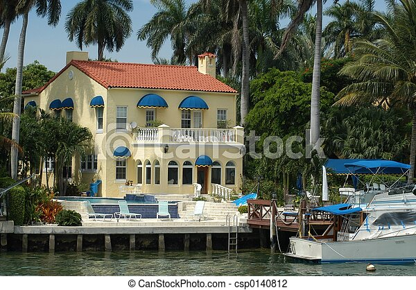 Luxurious mansion - csp0140812