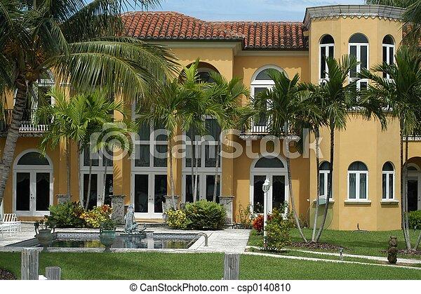 Luxurious mansion - csp0140810