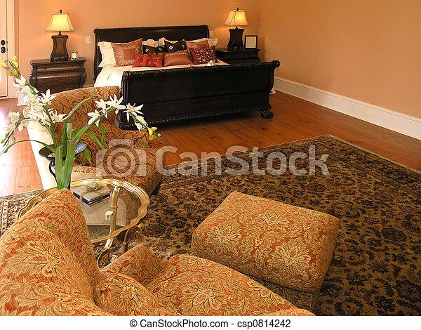 Luxury 5 - Bedroom 4 - csp0814242