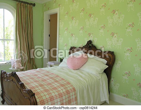 Luxury 5 - Bedroom 6 - csp0814244