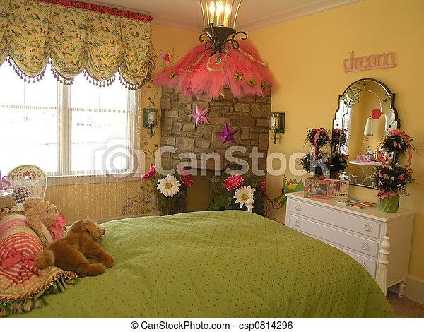 Luxury 6 - Bedroom 3 - csp0814296