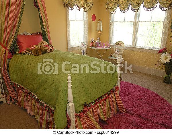 Luxury 6 - Bedroom 4 - csp0814299