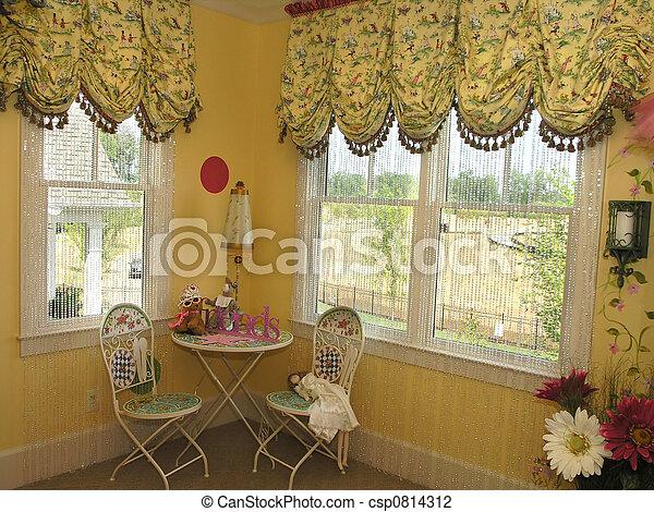 Luxury 6 - Bedroom 7 - csp0814312
