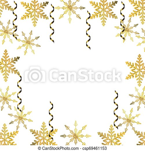 Animated Clipart Snowflakes