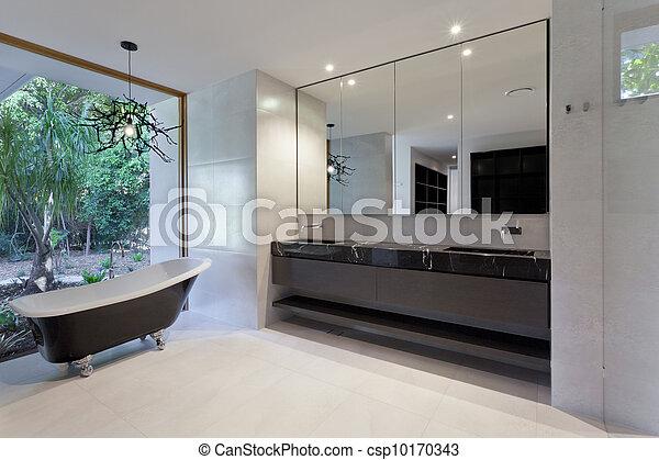 Luxury bathroom - csp10170343