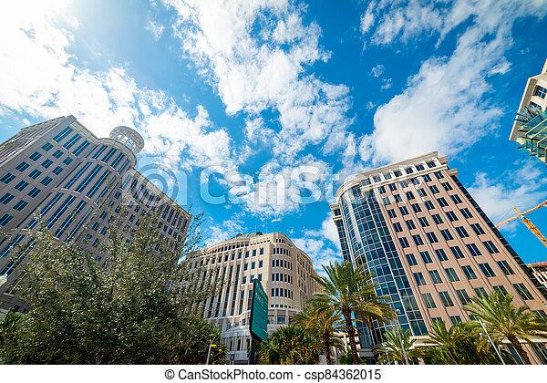 Luxury buildings in West Palm Beach - csp84362015