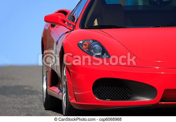 luxury car - csp6068968