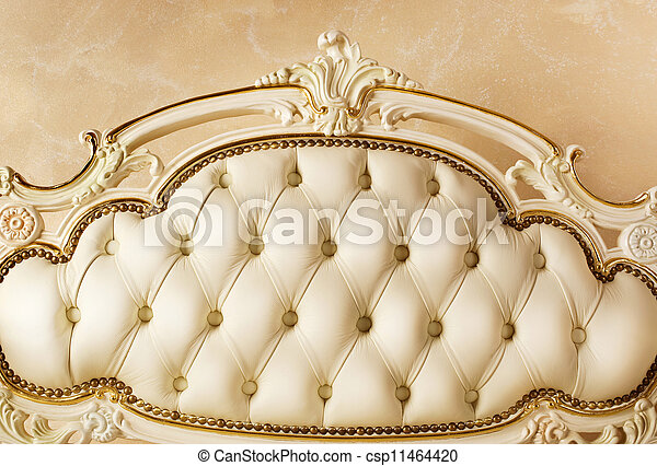 Luxury Furniture Detail. Interior - csp11464420