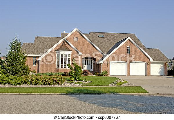 Luxury Home 1 - csp0087767