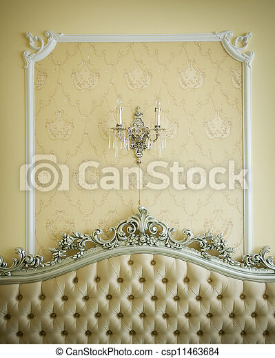 Luxury Interior Detail - csp11463684