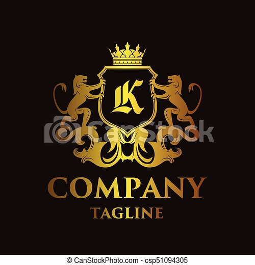 luxury-letter-k-logo-vector-clipart_csp51094305 Free Royal Letter Template on royal old english font, british mail box templates, royal wedding invitation, printable alphabet letters templates,