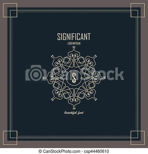Luxury logos template flourishes calligraphic elegant ornament lines luxury logos template flourishes calligraphic elegant ornament lines business sign identity for cheaphphosting Images