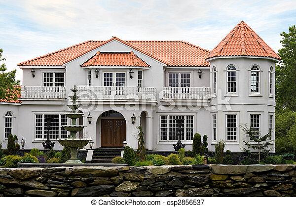 Luxury Mansion - csp2856537