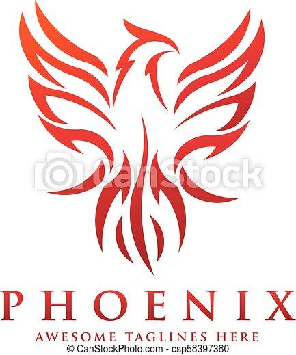 Cool Luxury Phoenix Logo Concept Download Free Architecture Designs Licukmadebymaigaardcom
