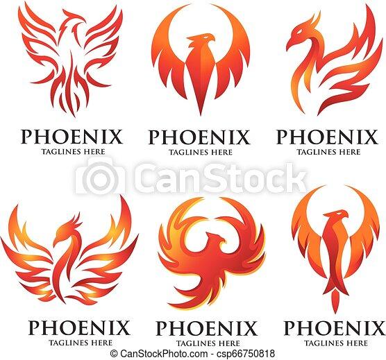 30+ Phoenix Bird Logo Download Images