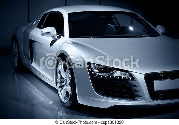 luxury sport car - csp1301320