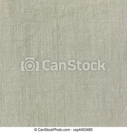 luz, cáqui, closeup, textura, algodão - csp4403480