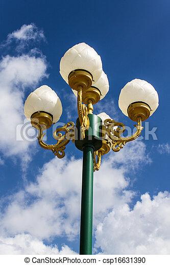 luz, calle - csp16631390