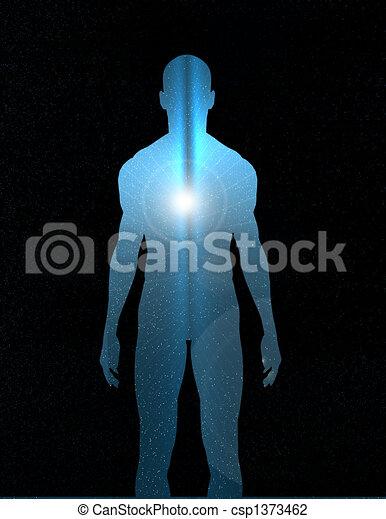 Luz interior - csp1373462