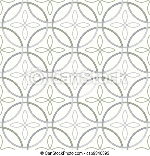 Un patrón de luz sin daños - csp9340393
