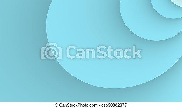 Fondo abstracto de turquesa ligera - csp30882377