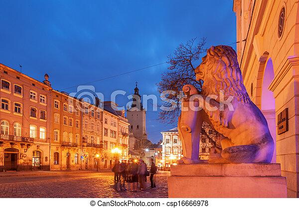 Lviv - csp16666978