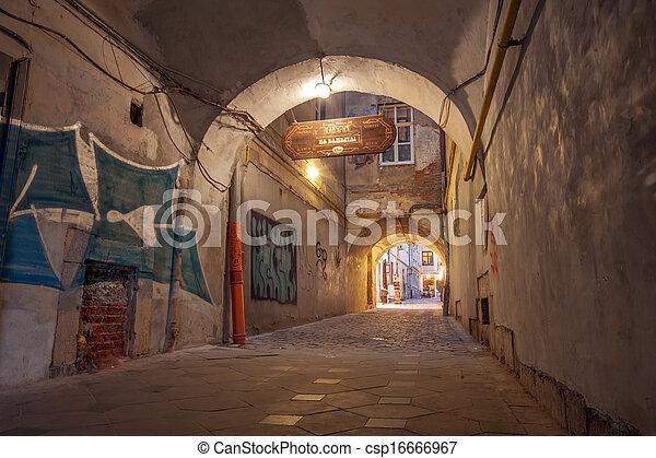 Lviv - csp16666967