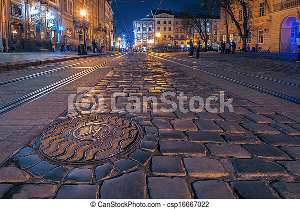 Lviv - csp16667022