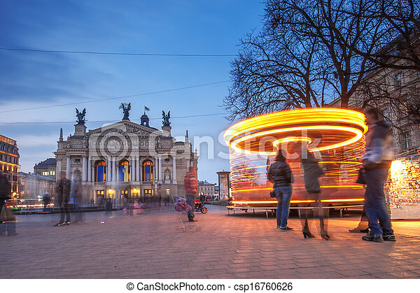 Lviv - csp16760626