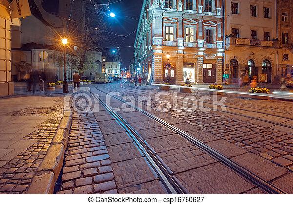 Lviv - csp16760627