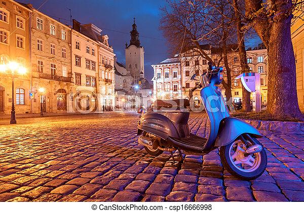 Lviv - csp16666998