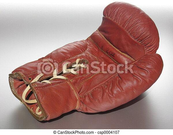 Lying Boxing Glove - csp0004107