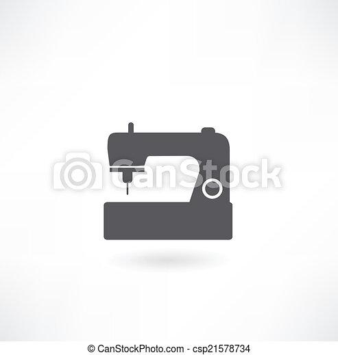 Máquina de coser - csp21578734