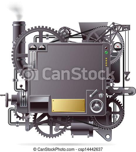 Una máquina fantástica - csp14442637