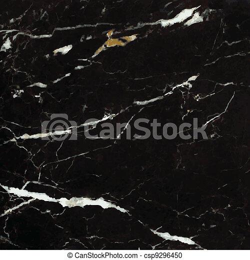 Mármol negro - csp9296450
