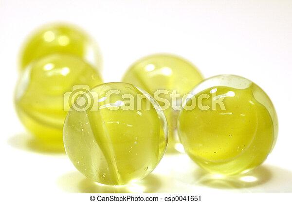 mármores, amarela - csp0041651